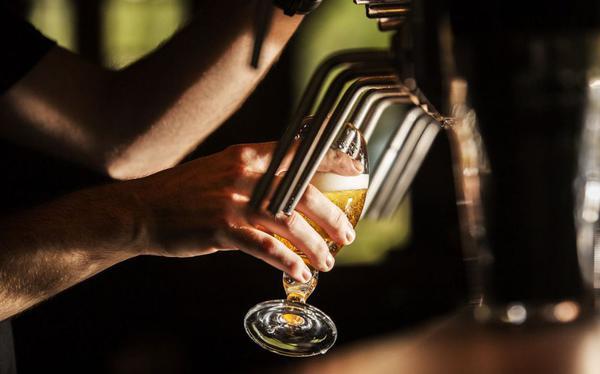 Tireuse a biere